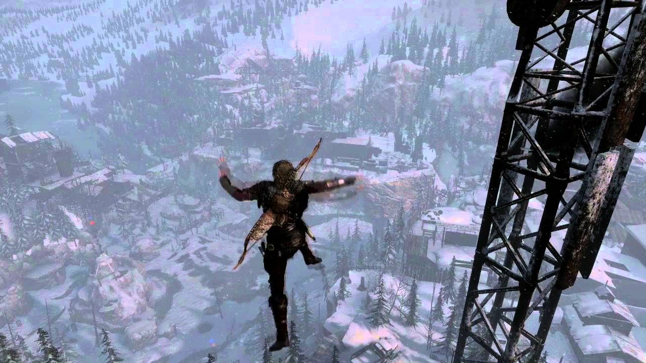 Rise Of The Tomb Raider Cheats Sport God Mode, Unlimited