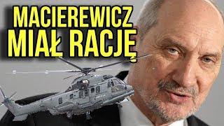AFERA: Macierewicz Miał Rację - 75% Śmigłowców Caracal NIE LATA - Są Zepsute a Naprawa ZA DROGA