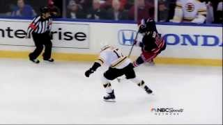 Rick Nash - Levitate (NYR highlight reel)