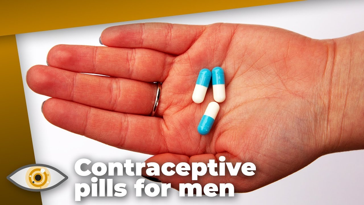 ''Birth control pill'' for men is within reach!