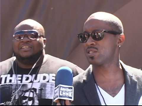 Dru Hill - Rare interview with R&B Group Dru Hill !!!