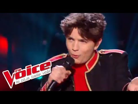 The Voice 2016│ Antoine - « Sympathy For The Devil » (Rolling Stones) │Prime 2
