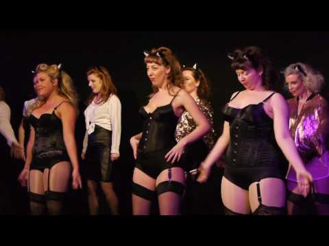 The Pussy Riot Troupe