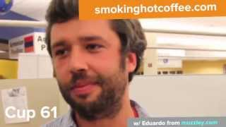 Why Eduardo left Portugal & brought Muzzley to Silicon Valley on Internet Startup Show Cup #61