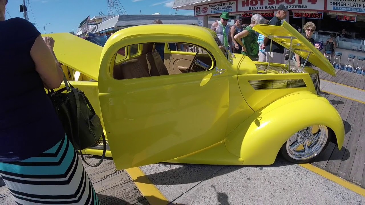 Fall Wildwood New Jersey Boardwalk Car Show YouTube - Wildwood car show