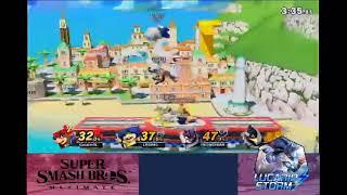 Super Smash Bros Ultimate Test Streaming