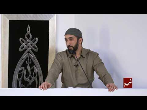 Beware a Jealous Heart - Khutbah by Nouman Ali Khan