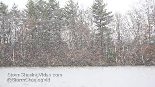 Rice Lake, WI Heavy Snow & Wind Damage 11/19/2015