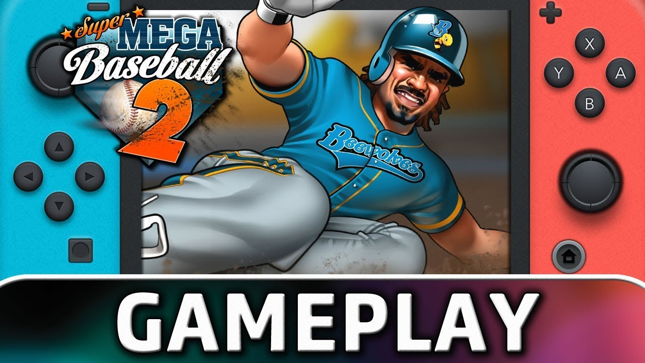 Super Mega Baseball 2 | First 10 Minutes on Switch