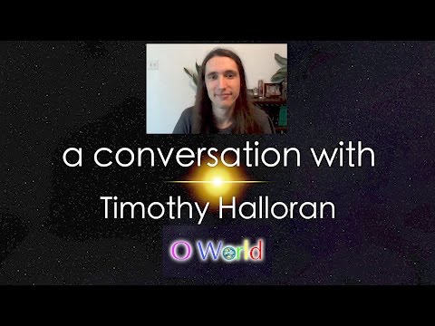O World Project Interview - Astrologer Timothy Halloran