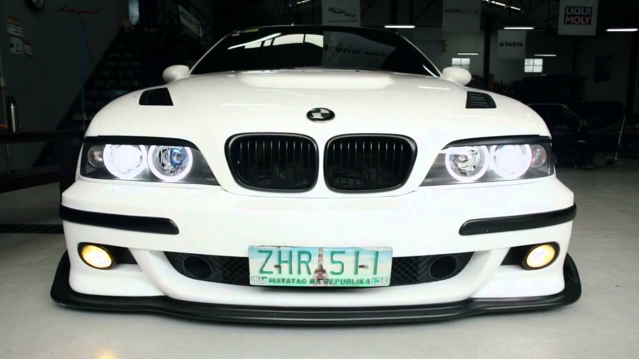 Bmw E39 M5 >> BMW M5 E39 Widebody - YouTube