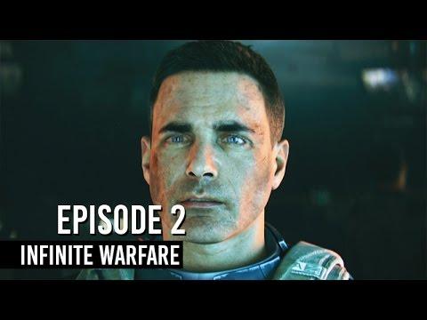CALL OF DUTY: Infinite Warfare | Story & Cutscenes | Episode 2: Captain