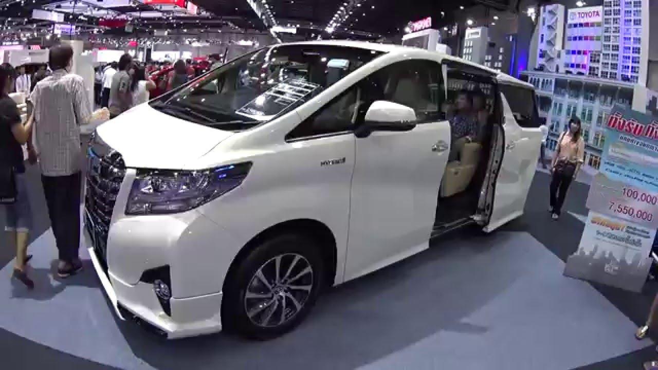 Kelebihan Toyota Alphard 2016 Harga