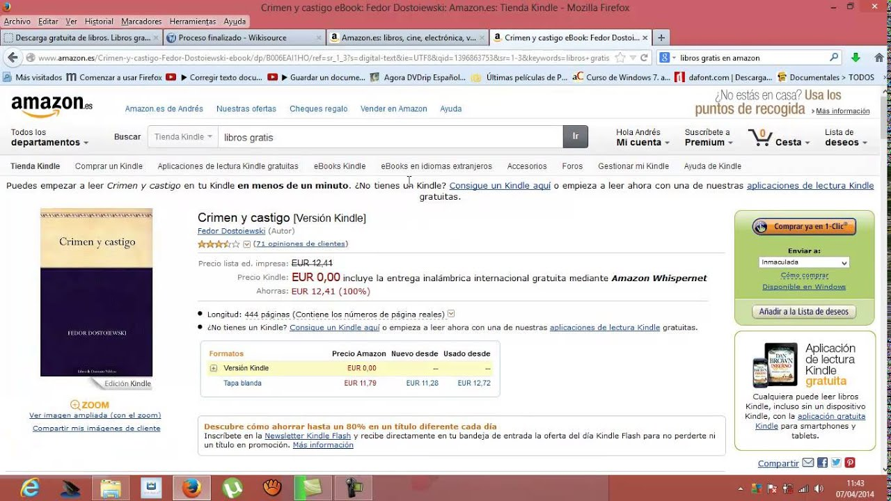 Libros Gratis Amazon Descargar Libros Gratis Amazon Usero Youtube