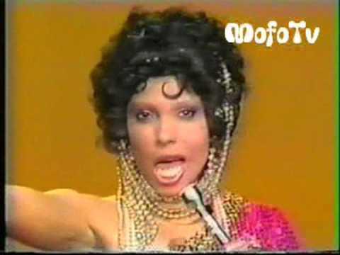 Eliana Pittman no Globo de Ouro (Janeiro/1975)