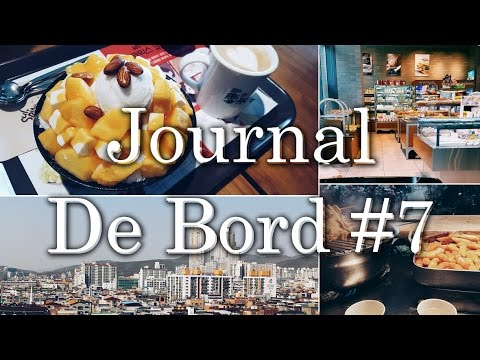 JDB #7 : SEPTIÈME MOIS EN CORÉE DU SUD