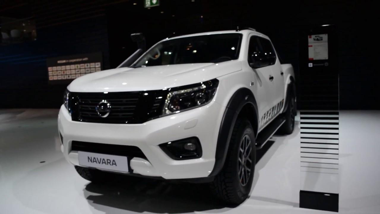 2019 New Nissan Navara Exterior and Interior