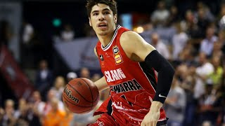Best of NBL20 | LaMelo Ball's First Triple Double vs Cairns