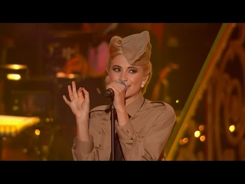 Pixie Lott - Boogie Woogie Bugle Boy @ VE Day A Party To Rem