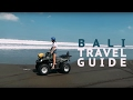Bali Travel Guide - Vlog#16 | Aimee Song