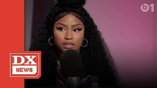 "Nicki Minaj Addresses ""Beef"" Around Cardi B, Quavo & ""Motorsport"""