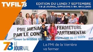 7/8 Le journal – Edition du lundi 7 septembre 2015