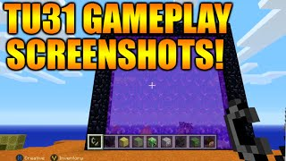 ★Minecraft Xbox 360 + PS3: Title Update 31 Gameplay Screenshots (Early Showcase)★