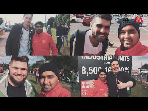 My Trip to Manchester - #HomeComing (Thanks to adidas & Myntra)