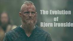 The Evolution of Bjorn Ironside || Vikings