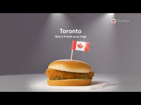 Business Report: Chick-fil-A coming to Toronto