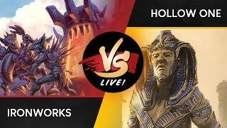 VS Live! | Ironworks VS Hollow One | Modern | Match 3