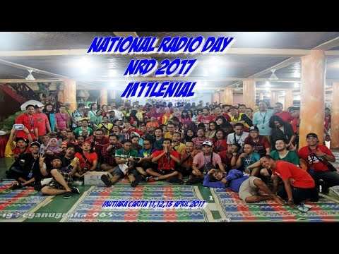 National Radio Day 2017 (NRD2017) - M11LENIAL