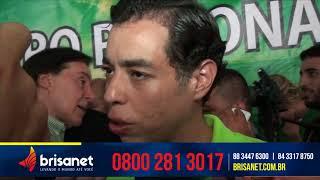 Deputado Leonardo Araújo fala da aliança com Haroldo Torquato em Russas