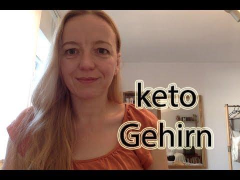 Gehirne in Ketose