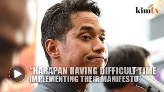 Education Minister's answer on PTPTN disappoints Khairy