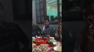 Túy ca ! Thanh niên say rượu hát Túy Ca trong bàn nhậu!!!