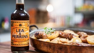 Lea & Perrins Sorted Food - How To Make The Winter Warmer Sausage Casserole