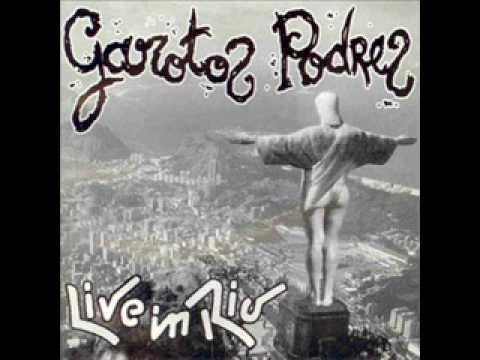 Garotos Podres - Live in Rio (2001) part 1