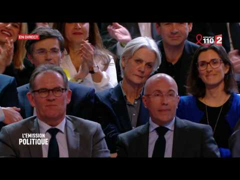 Christine Angot vs Fillon ( HD ) intégral