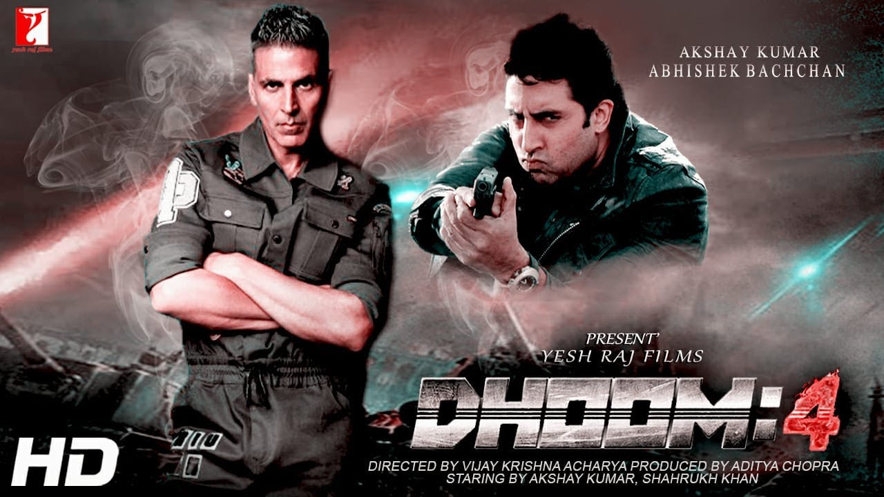 Download DHOOM 4   FULL MOVIE HD Facts   Shahrukh Khan   Salman Khan  Katrina Kaif  Abhishek Bachchan   Uday