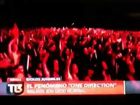 Idolos juveniles Canal 13-One Direction