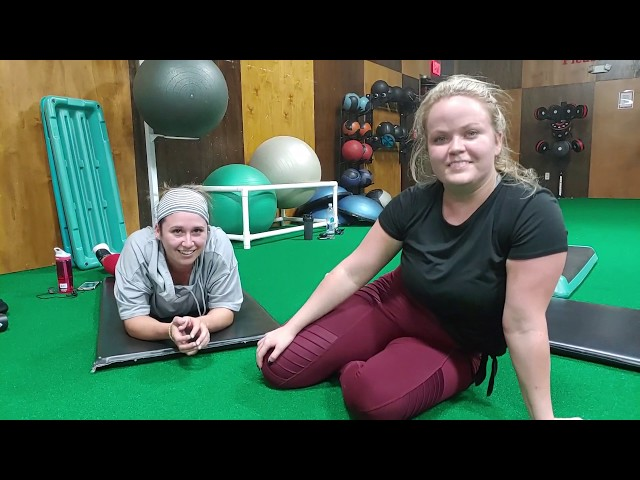WATCH: Quick update from Danielle and Jena