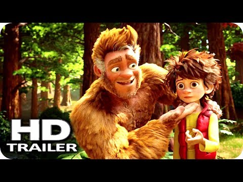 трейлер 2017 - THE SON OF BIGFOOT Official Trailer 2 (2017) NEW Family Animation & Kids Movie HD