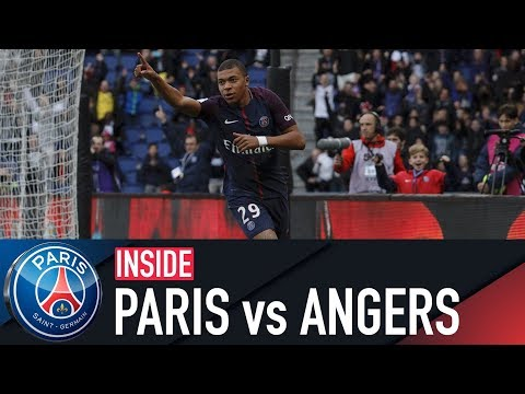 INSIDE - PARIS SAINT-GERMAIN 2-1 ANGERS