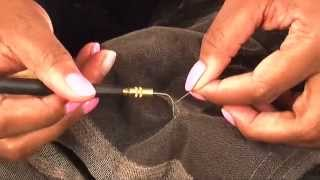 How To Repair A Lace Wig [Tutorial]