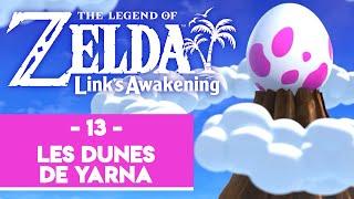 ZELDA LINK'S AWAKENING REMAKE #13 - LES DUNES DE YARNA.mp3