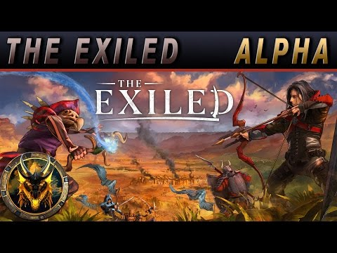 The Exiled PC Survival Strategy Skill-Based PvP MMO - FIRST LOOK