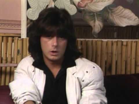 Joe Lynn Turner - Interview - 11/4/1984 - Rock Influence (Official)