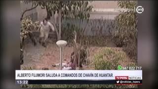"""Alberto Fujimori: """"Usar túneles en rescate hace 20 años"""