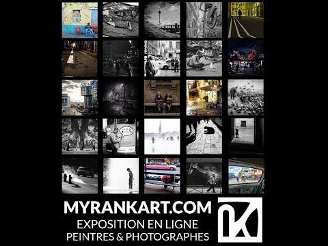 Les 25 photos finalistes du 6ème salon de Photographie sélectionnées par le Jury RankArt